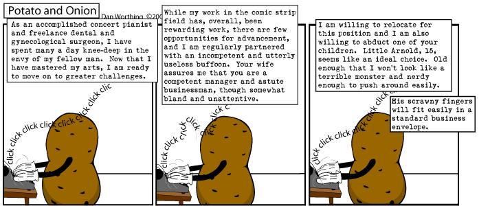 Potato thinks 'pianist' means something else.