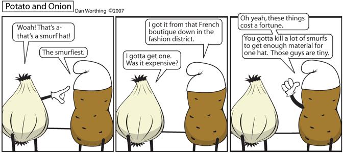 Don't worry, Potato still shot first.